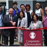 Companions & Homemakers Celebrate Grand Opening Of New Office In Westport