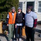 Bronxville-Ley Real Estate Team Volunteers After Sandy
