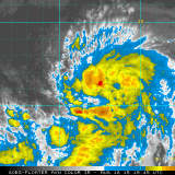 First Potential Hurricane Of 2015 Is Developing Off Atlantic Coast