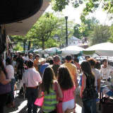 Annual Three-Day Sale Hits Streets In Chappaqua