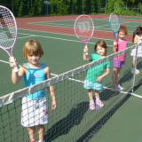 Andrew Kim Foundation Offering Free Tennis Lessons To Leonia Kids