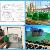 North Salem Students Make 3D Printing Versions Of Local Landmarks
