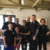 Coffee With A Cop Visits Norwalk Starbucks
