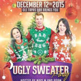Revelers Can Strut Their Ugly Holiday Sweaters At Suffern Tavern's Event