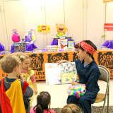 Yorktown Montessori School Book Fair Benefits Children's Hospital