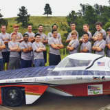 Panas Grad Races Cross Country In Solar Powered Car