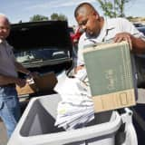 Fairview Holding Paper Shredding Event