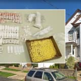 3,000 Heroin Folds, 1,000 Ecstasy Pills Seized, Three Busted In Paterson Raid