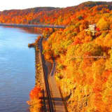 Area Woman Wins Hudson Valley Fall Foliage Photo Contest