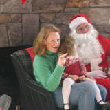 Enjoy Photos With Santa, Train Rides, More At Greenwich's Round Hill