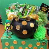 Harrington Park Library Offers 'Pot Of Gold' Raffle
