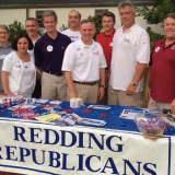 Redding Republicans Sponsor Concert On The Green