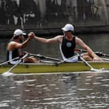 Rutherford's Nereid Boat Club Rows On