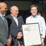 Mariano Rivera Makes Appearance At Mount Kisco Dealership Opening