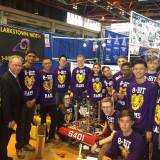 Clarkstown North's Robotics Tourney Achievement Draws Recognition