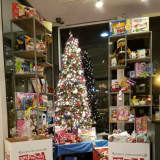 Greenburgh Town Officials Promote Toys For Tots Collection Efforts, Boxes