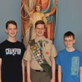Yorktown Resident Earns Eagle Scout Rank