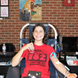 Sleepy Hollow Students Donate Blood To Phelps Memorial Hospital Blood Bank