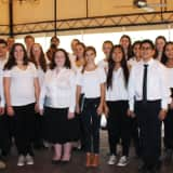 Sleepy Hollow Chorus Performs For Veterans