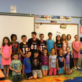 Glen Rock Students Help Set Record In Star-Spangled Banner Sing-A-Long