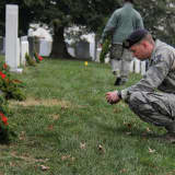 Fair Lawn Joins National Wreath-Laying Ceremony To Honor Troops