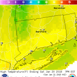 Above Normal Temperature On Tap This Weekend In Darien