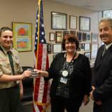 Ninth-Grader Donates Gift Cards To Lakeland Caring Closet