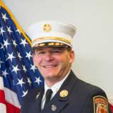 Bethel Firefighter Reaches Top Of Career Ladder In Bridgeport