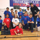 En Garde! Olympic Silver Medalist Launches Fencing School In Port Chester
