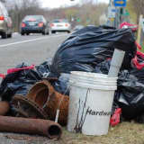 Fraternity's Roadside Cleanup Saturday In Spring Valley