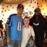 Lodi Football Star Lifts Viral Bullied Boy's Spirits