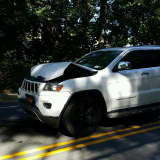 Driver Rear Ends Truck In Rockland