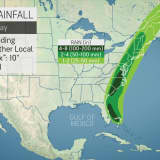 Storm Watch: Here Are Brand-New Rainfall Amount/Wind Strength Projections For Isaias