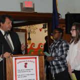 Jefferson Elementary In New Rochelle Hosts Sen. Latimer's Inauguration