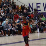 Harlem Wizards Play New Rochelle Teachers, Police Officers