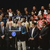 Yonkers Schools Merged Football Teams Debut