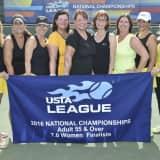 Rye Brook Women's Tennis Team Places High