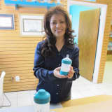 Eastchester Mom Creates Better Baby Bottle System
