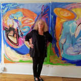 Stamford Artist Displays 'Painterly Progression' In Fairfield