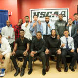 Berkeley College Men's Hoops Team Basks In Championship Glow