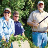 Lewisboro Land Trust Cleaning Up Trail In Vista