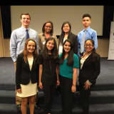 White Plains Students Win First Place At Business Skills Competition