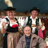 Lewisboro Seniors Celebrate Oktoberfest