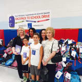 Armonk's Heavenly Productions Donates Backpacks To Students