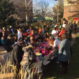Kids Take Photos With Santa, Make Crafts At Eastchester's Santa Stop