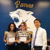 Two From Walter Panas Recognized As Commended Scholarship Program Students