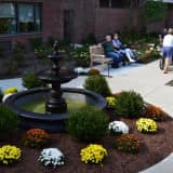 New Friendship Garden Blooms At Greenwich's Nathaniel Witherell