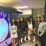 Chinese Students At White Plains' Berkeley College Visit IBM Center