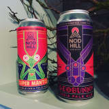Grab A Cold One With First Can Release At Ridgefield's Nod Hill Brewery