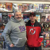 Father And Son Keep Comics Alive In Teaneck
